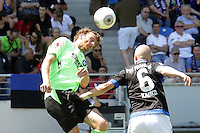 21.07.2013: FSV Frankfurt vs. Karlsruher SC