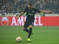 Mijat Gacinovic (Eintracht Frankfurt) - 25.10.2018: Eintracht Frankfurt vs. Apollon Limassol FC, Commerzbank Arena, Europa League 3. Spieltag, DISCLAIMER: DFL regulations prohibit any use of photographs as image sequences and/or quasi-video.