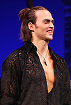 Cheyenne Jackson  during the Broadway Opening Night Performance Curtain Call for 'The Performers' at the Longacre Theatre in New York City on 11/14/2012