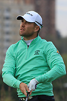 Trevor Fisher Jnr (RSA) on the 2nd tee during Round 4 of the Open de Espana 2018 at Centro Nacional de Golf on Sunday 15th April 2018.<br /> Picture:  Thos Caffrey / www.golffile.ie<br /> <br /> All photo usage must carry mandatory copyright credit (&copy; Golffile   Thos Caffrey)