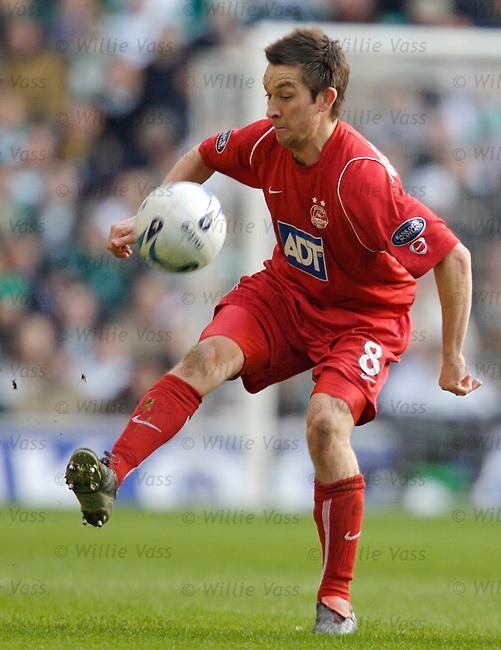 Barry Nicholson, Aberdeen.stock season 2005-2006.pic willie vass