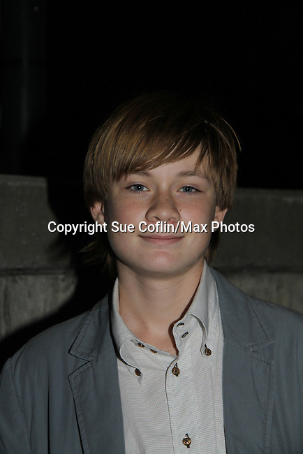 One Life To Live's Austin Williams attends ABC Daytime Soap Casino Night with the Stars on October 28, 2010 at Guastavinos, New York City, New York. (Photo by Sue Coflin/Max Photos)