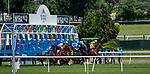 June 8, 2019 : Scenes from an undercard race on Belmont Stakes Festival Saturday at Belmont Park in Elmont, New York. Scott Serio/Eclipse Sportswire/CSM