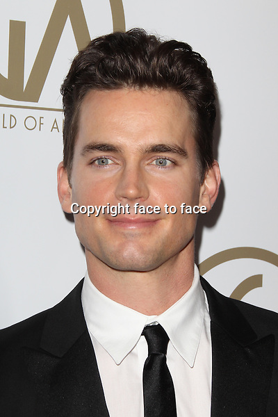 BEVERLY HILLS, CA - JANUARY 26: Matt Bomer at the 24th Annual Producers Guild of America Awards at The Beverly Hilton Hotel in Beverly Hills, California...Credit: MediaPunch/face to face..- Germany, Austria, Switzerland, Eastern Europe, Australia, UK, USA, Taiwan, Singapore, China, Malaysia and Thailand rights only -