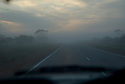 Road to Cyclops in Esperance, Western Australia.