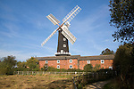 Windmill at Skidby near Hull, Yorkshire, England