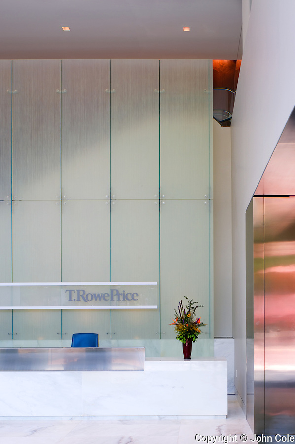 T. Rowe Price, Baltimore, MD, Gensler