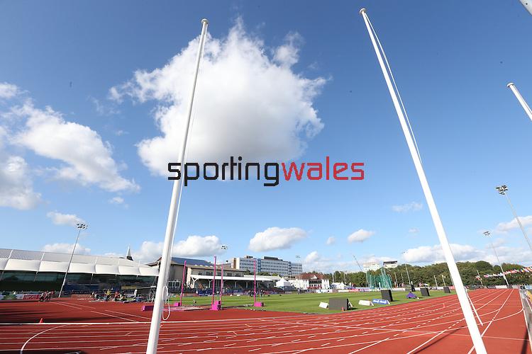 IPC European Athletics Championship 2014<br /> Swansea University<br /> 18.08.14<br /> ©Steve Pope-SPORTINGWALES