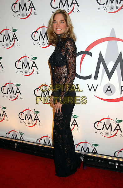 November 15, 2005 - New York, NY - Kassie DePaiva during the 39th Annual CMA Country Music Awards held at Madison Square Garden. Photo by: Laura Farr/AdMedia .