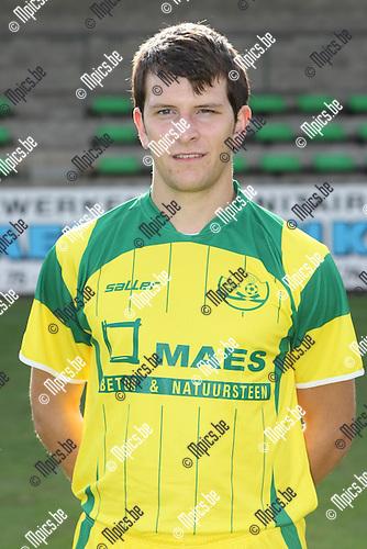 2009-08-14 / Voetbal / seizoen 2009-2010 / Witgoor Dessel / Bram Van Geel..Foto: mpics