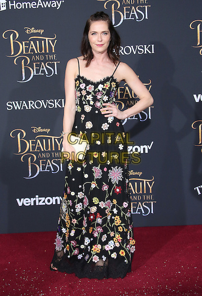 02 March 2017 - Hollywood, California - Katie Aselton. Disney's &quot;Beauty and the Beast' World Premiere held at El Capitan Theatre.   <br /> CAP/ADM/FS<br /> &copy;FS/ADM/Capital Pictures