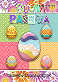 Isabella, EASTER, OSTERN, PASCUA, paintings+++++,ITKE161684,#e#, EVERYDAY ,eggs