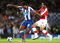 Arsenal v FC Porto 30-Sep-2008