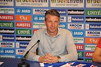 VOETBAL: HEERENVEEN: 01-08- 2017, Abe Lenstra Stadion, SC Heerenveen, Technisch manager Gerry Hamstra, ©foto Martin de Jong