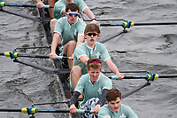 Crew: 4  Eton Coll  Event: CHAMP eights<br /> <br /> Schools' Head of the River 2017<br /> <br /> To purchase this photo, or to see pricing information for Prints and Downloads, click the blue 'Add to Cart' button at the top-right of the page.