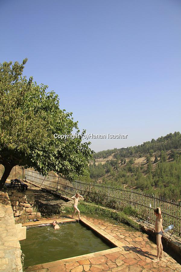 Judea, Ein Sajma in Gush Etzion