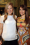 Bethany Buchanan and Karina Barbieri at the Grand Opening Cocktail Reception at Miu Miu in the Houston Galleria Monday Feb. 27,2012. (Dave Rossman Photo)