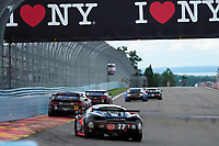 IMSA WeatherTech SportsCar Championship<br /> Sahlen's Six Hours of the Glen<br /> Watkins Glen International, Watkins Glen, NY USA<br /> Saturday 1 July 2017<br /> 59, Ford, Ford Mustang, GS, Dean Martin, Jack Roush Jr 77, McLaren, McLaren GT4, GS, Nico Rondet, Mathew Keegan<br /> World Copyright: Michael L. Levitt/LAT Images