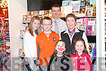 .Maureen and Ger Greaney with their children Adam, Laura , Ali and Cori pictured at the opening of their Spar Store in Listowel on Saturday.  .   Copyright Kerry's Eye 2008