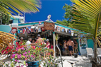 TAE-Soggy Dollar Bar & other Beach Bars, SeaDream I Cruise, White Bay Jost van Dyke BVI 3 13