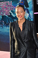Aisha Tyler at the premiere for &quot;Ready Player One&quot; at The Dolby Theatre, Los Angeles, USA 26 March 2018<br /> Picture: Paul Smith/Featureflash/SilverHub 0208 004 5359 sales@silverhubmedia.com
