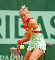 02-06-12, France, Paris, Tennis, Roland Garros, Arantxa Rus