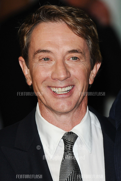 Martin Short at the premiere for 'Frankenweenie' being shown as part of the London Film Festival 2012, London. 10/10/2012 Picture by: Steve Vas / Featureflash
