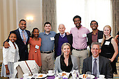 Northwestern's 3rd Annual Scholarship Lunch at the Hilton Orrington in Evanston, IL on Sunday, May 18th, 2014. Photos by Jasmin Shah