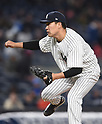 MLB : NY Yankees pitcher Tanaka pitches against Chicago White Sox