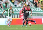 Santa Fe venció 1-0 a Atlético Nacional en Medellín. Fecha 19 Liga Águila I-2016