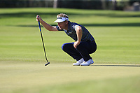Soren Kjeldsen (DEN) during Wednesday's Pro-Am of the 2018 Turkish Airlines Open hosted by Regnum Carya Golf &amp; Spa Resort, Antalya, Turkey. 31st October 2018.<br /> Picture: Eoin Clarke | Golffile<br /> <br /> <br /> All photos usage must carry mandatory copyright credit (&copy; Golffile | Eoin Clarke)