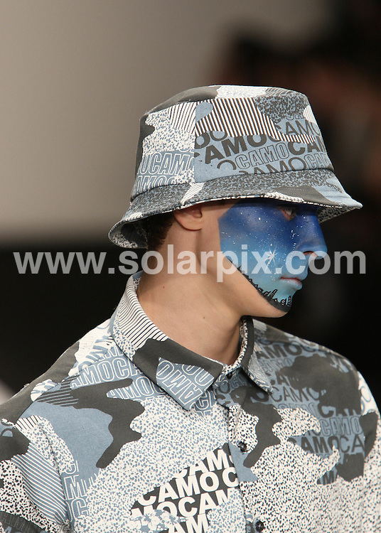 **ALL ROUND PICTURES FROM SOLARPIX.COM**                                             **WORLDWIDE SYNDICATION RIGHTS**                                                                                  Caption: The Christopher Shannon catwalk runway fashion show as part of London Fashion Week 2010. London, UK. 22 September 2010                                                                             This pic: Christopher Shannon catwalk show                                                                                              JOB REF: 12171 MLW       DATE: 22_09_2010                                                           **MUST CREDIT SOLARPIX.COM OR DOUBLE FEE WILL BE CHARGED**                                                                      **MUST AGREE FEE BEFORE ONLINE USAGE**                               **CALL US ON: +34 952 811 768 or LOW RATE FROM UK 0844 617 7637**
