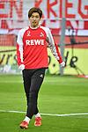 14.01.2018, RheinEnergieStadion, Koeln, GER, 1.FBL., 1. FC K&ouml;ln vs. Borussia M&ouml;nchengladbach<br /> <br /> im Bild / picture shows: <br /> nach langer Verletzung zur&uuml;ck im Kader Yuya Osako (FC K&ouml;ln #13),   <br /> <br /> <br /> Foto &copy; nordphoto / Meuter