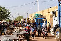 MALI, Dogonland Bandiagara , market