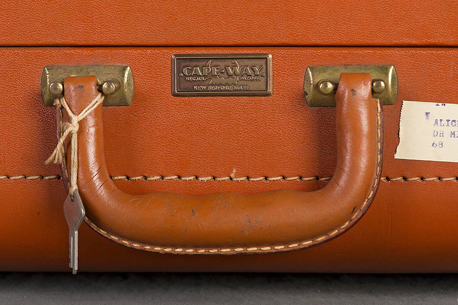 Willard Suitcase Project<br /> Alice T<br /> &copy;2013 Jon Crispin