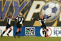 New York Power vs Boston Breakers, May 19, 2002