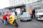 Anne Reilly, Jack and Jill Liaison Nurse with Isabel and Jack, Tony and Rose Martin, Louise Conaghy, Andy Hennessy, Richie Tallon and Ivon O'Connor from ALMC and Suzi McAdam with City North Hotel's Ladonna Tallon at the Launch of the ALMC Motorshow at the City North Hotel...Photo NEWSFILE/Jenny Matthews.(Photo credit should read Jenny Matthews/NEWSFILE)....This Picture has been sent you under the condtions enclosed by:.Newsfile Ltd..The Studio,.Millmount Abbey,.Drogheda,.Co Meath..Ireland..Tel: +353(0)41-9871240.Fax: +353(0)41-9871260.GSM: +353(0)86-2500958.email: pictures@newsfile.ie.www.newsfile.ie.FTP: 193.120.102.198.