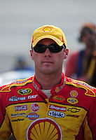 Sept. 19, 2008; Dover, DE, USA; Nascar Sprint Cup Series driver Kevin Harvick during practice for the Camping World RV 400 at Dover International Speedway. Mandatory Credit: Mark J. Rebilas-