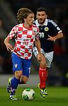 151013 Scotland v Croatia WCQ