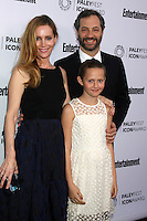 Leslie Mann, Iris Apatow, Judd Apatow<br />