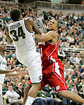 Wisconsin at Michigan State 2011