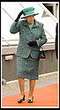 24/05/2002                   Copyright Pic : James Stewart.File Name : stewart-queen falkirk  08.QUEEN ELIZABETH II CONTINUALLY HAD PROBLEMS WITH KEEPING HER HAT ON AT THE FALKIRK WHEEL.....Payments to :-.James Stewart Photo Agency, 19 Carronlea Drive, Falkirk. FK2 8DN      Vat Reg No. 607 6932 25.Office     : +44 (0)1324 570906     .Mobile  : +44 (0)7721 416997.Fax         :  +44 (0)1324 570906.E-mail  :  jim@jspa.co.uk.If you require further information then contact Jim Stewart on any of the numbers above.........