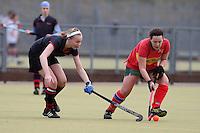 Redbridge & Ilford HC Ladies vs Havering HC Ladies 2nd XI 28-02-09
