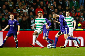 5th December 2017; Glasgow, Scotland;  Sofiane Hanni midfielder of RSC Anderlecht during the Champions League Group B match between Celtic FC and Rsc Anderlecht