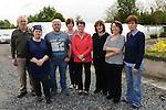 Staff at Drogheda Community Training Centre (from left): William Carolan, Ann O'Rourke, Any Wilson, Marleen Dunne, Eilis Haak, Mary Crilly, Deirdre Harmon and Freda Foley.