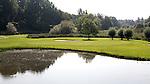 BERGSCHENHOEK - Hole 13 Golfbaan De Hooge Rotterdamsche . COPYRIGHT KOEN SUYK -