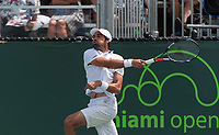 JEREMY CHARDY (FRA)<br /> <br /> MIAMI OPEN, CRANDON PARK, KEY BISCAYNE, FLORIDA, USA<br /> <br /> &copy; TENNIS PHOTO NETWORK