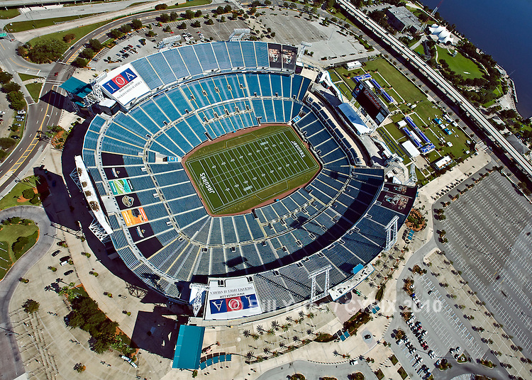 Everbank Field - Home of the Jacksonville Jaguars