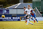 Inverness Caledonian Thistle v St Johnstone...24.10.15  SPFL  Tulloch Stadium, Inverness<br /> Liam Craig scores from the penalty spot in injury time<br /> Picture by Graeme Hart.<br /> Copyright Perthshire Picture Agency<br /> Tel: 01738 623350  Mobile: 07990 594431