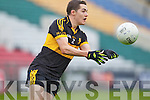 Brian Looney Dr. Crokes in action against  Castlehaven in the Munster Senior Club Final at Pairc Ui Caoimh on Sunday